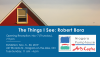 Exhibition and Opening Reception: The Things I See-Robert Bora | Niagara Pumphouse