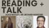 Reading and Talk with Alice Notley and Dr. Richard Monture   Brock Canadian Studies
