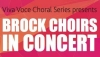 Brock Choirs in Concert