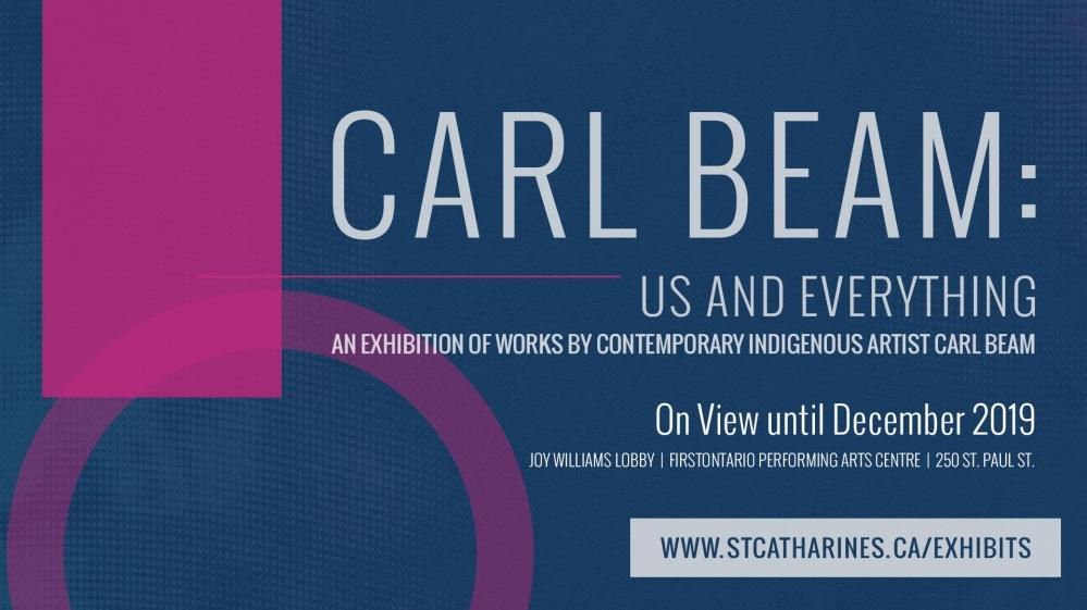 Art Exhibit | Carl Beam: Us and Everything